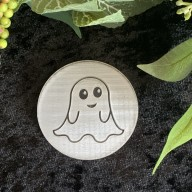 Ghost Cookie Stamp