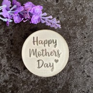 Happy Mothers Day Cookie Stamp