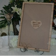 Guest Book Alternative - Drop Box