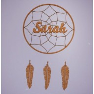 Dreamcatcher D1 with custom Name